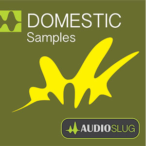 Audioslug - Domestic stock sound effects library