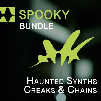 Spooky Stock Sound Effect Bundle