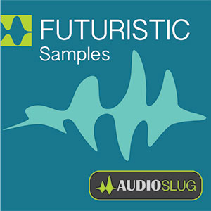 Audioslug - A collection of futuristic audio samples