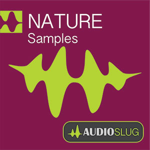 Audioslug - Nature Stock sound effects